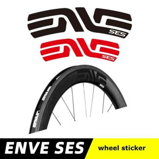 Road Bike Bicycle Stickers for  SES Rim Depth 30 50 60 80mm Two Wheels Decal