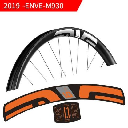 2019 Two Wheel Sticker set for M630 MTB Mountain Bike Bicycle Race Cycling Decal