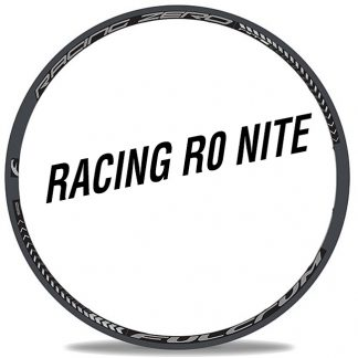 Kit stickers circles Racing Bike Fulcrum Racing Zero custom stickers